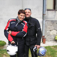 Szerelmes motorosok