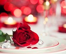 Könnyű vacsora Valentin-napra