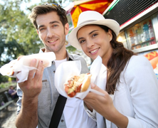 Street food és fesztiválok