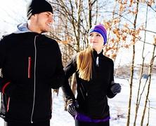 Találd meg a párod sportolás közben!