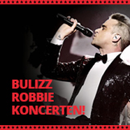 Nyerj 2 db Robbie Williams - The Heavy Entertainment Show Tour koncert jegyet!