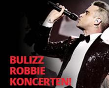 Nyerj 2 db Robbie Williams - The Heavy Entertainment Show Tour koncert jegyet!