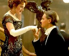 Lánykérés a Titanic kiállításon