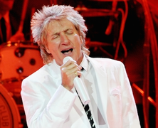 Rod Stewart koncert Budapesten!
