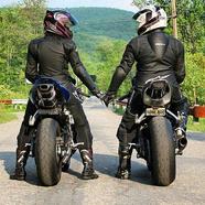 Lánykérés Night Ride túrán