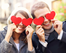 Valentin-napi programok