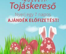 Húsvéti tojáskereső játék indul a Randivonalon!