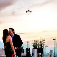 Drónos lánykérés