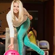 Újévi bowling randi