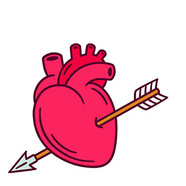 Hogyan változtatják meg az érzelmek a szív alakját?