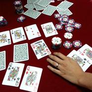 Lánykérés pókerversenyen