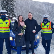 Lillafüredi lánykérés rendőri intézkedéssel