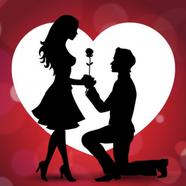 Valentin-napi rendezvények