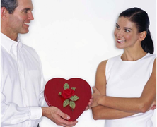 Bonbon, virág, csoki. Melyiket vigyük az első randira?